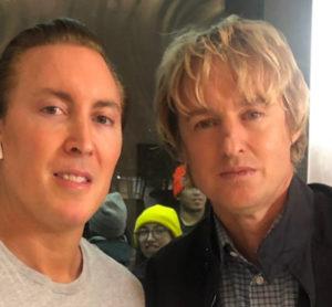Daniel Neiditch & Owen Wilson
