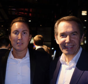 Daniel Neiditch and Jeff Koons